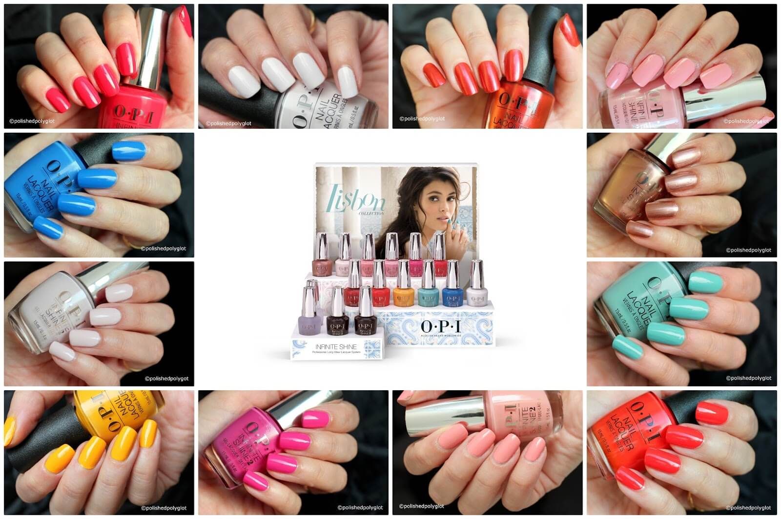 Collection Lisbonn OPI
